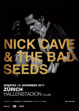 NICK CAVE & THE BAD SEEDS NOW ON SALE!