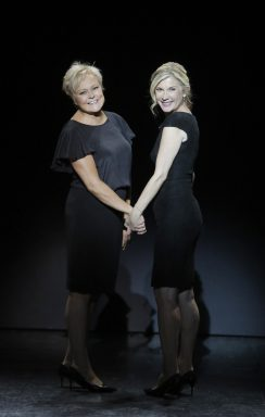 Muriel Robin & Michèle Laroque