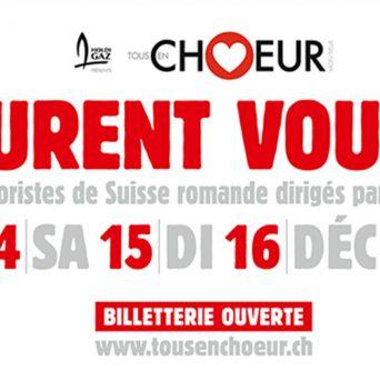 Tous en Choeur avec Laurent Voulzy