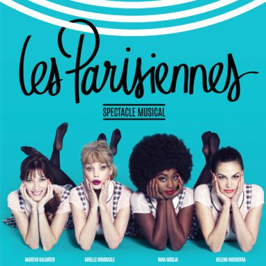 Aperçu du spectacle musical des Parisiennes ! A découvrir sur scène vendredi 16 novembre 2018 au Théâtre du Léman, Genève.