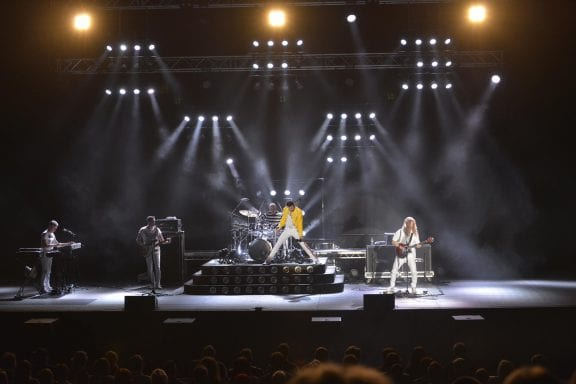 ONE NIGHT OF QUEEN : CONCERT DÉPLACÉ À l'ARENA DE GENÈVE